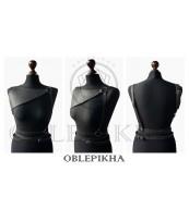 OBLEPIKHA Leather Shoulderplate