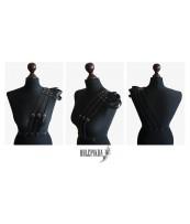 OBLEPIKHA Leather Shoulderplates