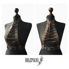OBLEPIKHA Leather Harness