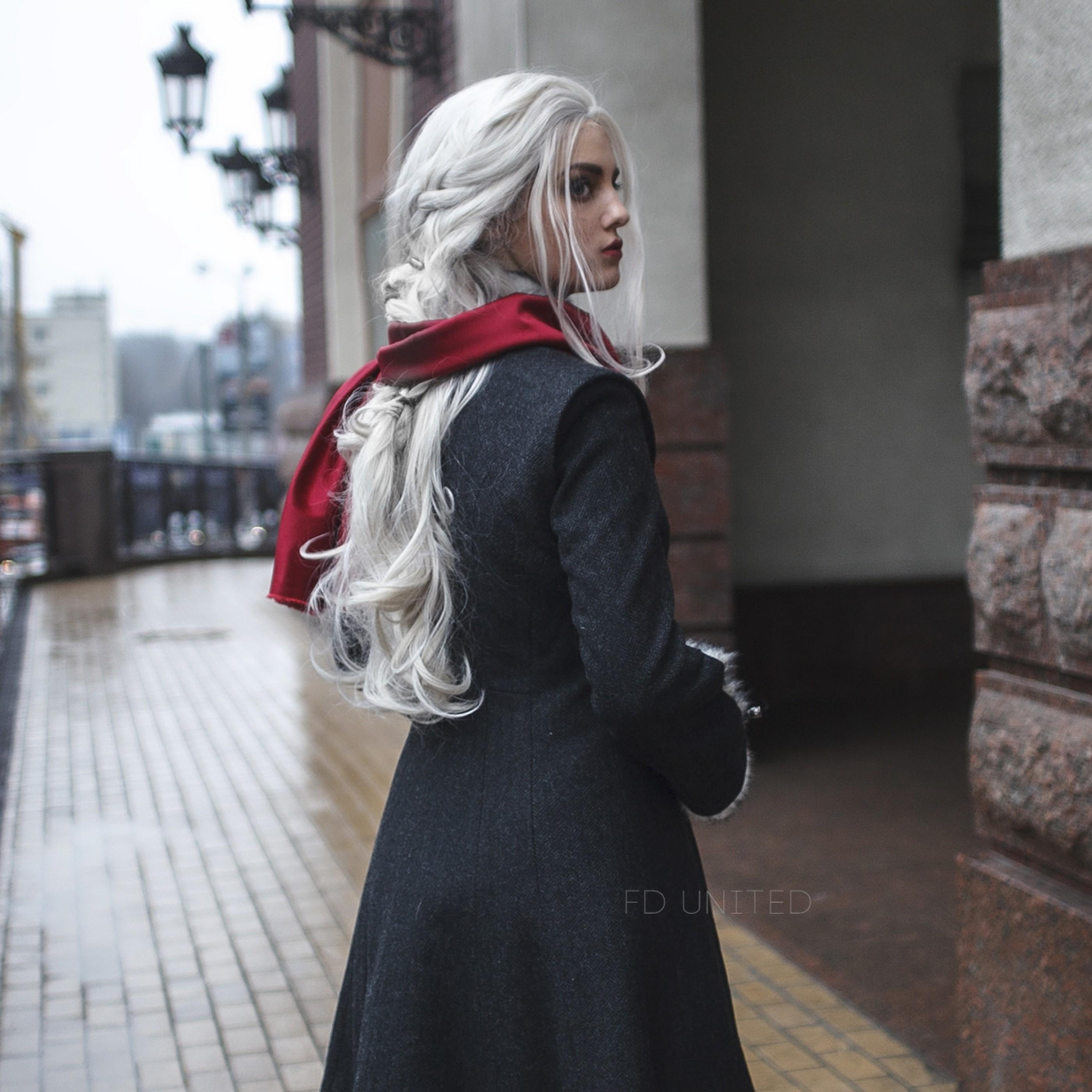 FENINDOM - Daenerys Targaryen Coat