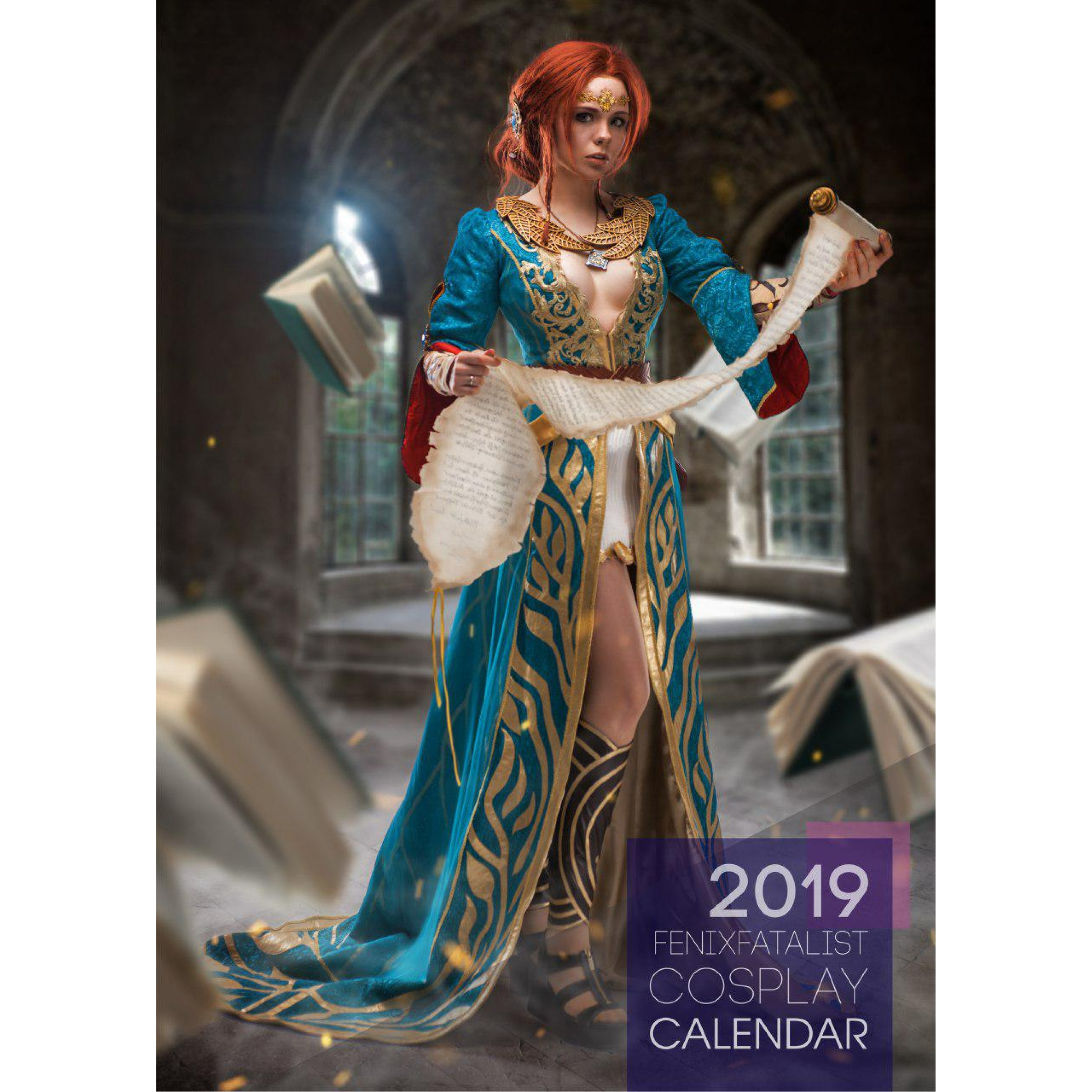 Fenix Fatalist Limited Cosplay Calendar 2019 In Stock