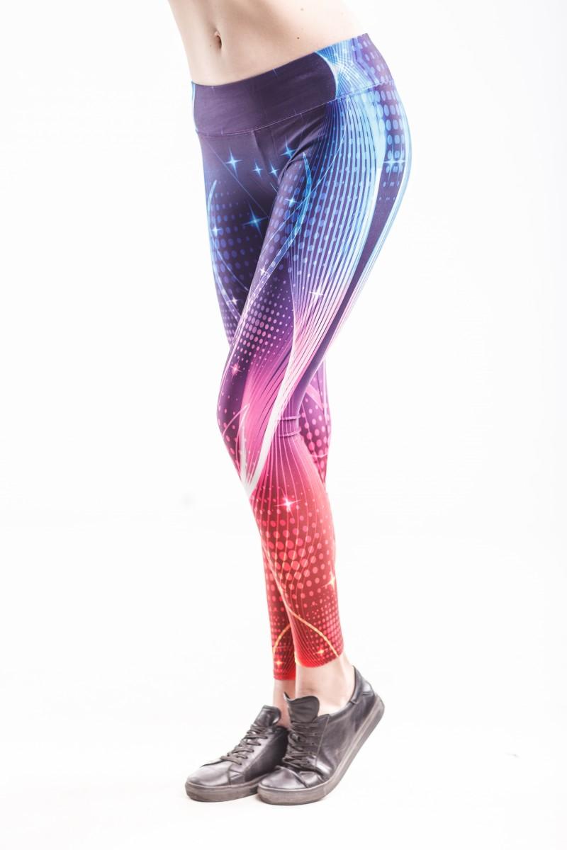 FD SHOP Space leggings