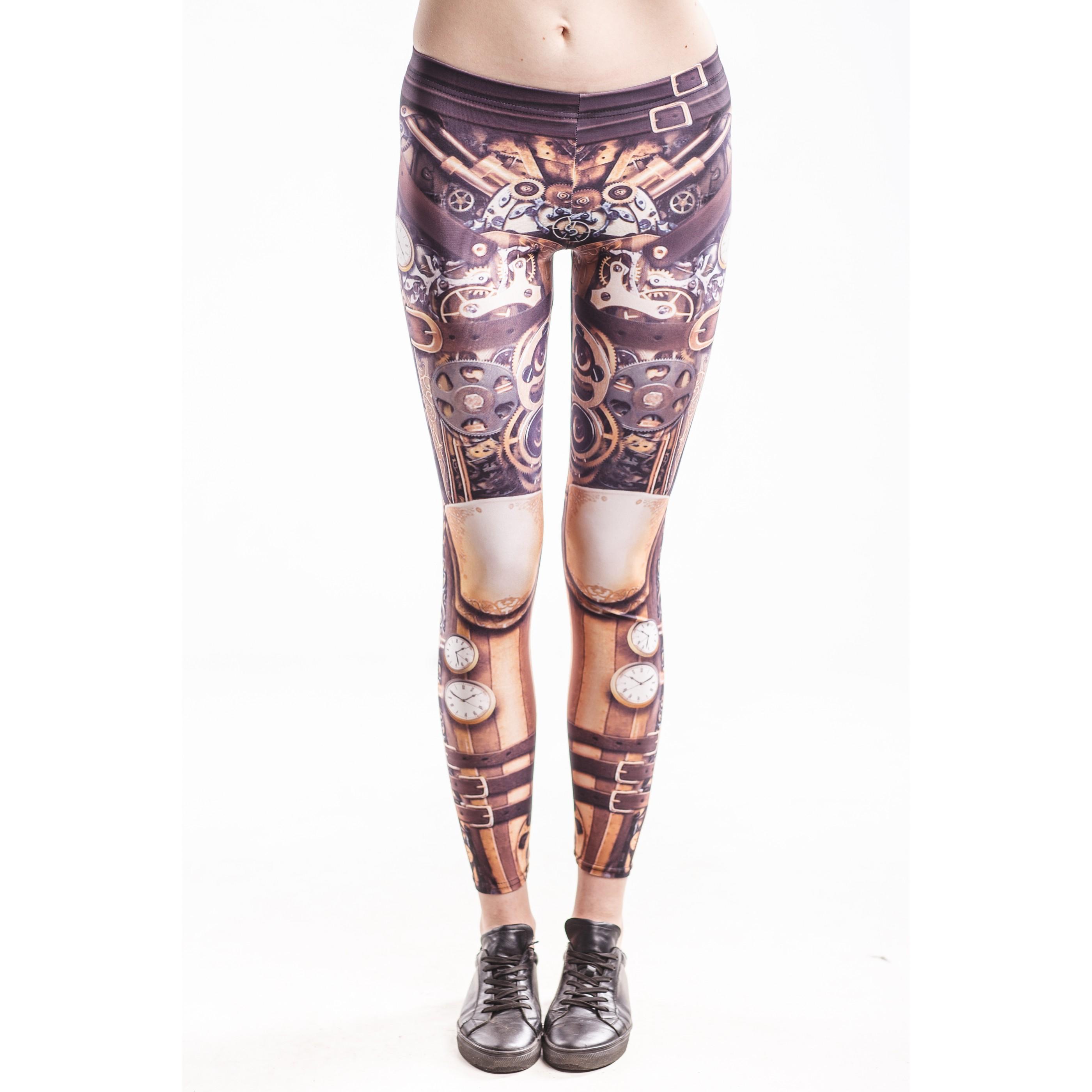 FD SHOP Steampunk leggings