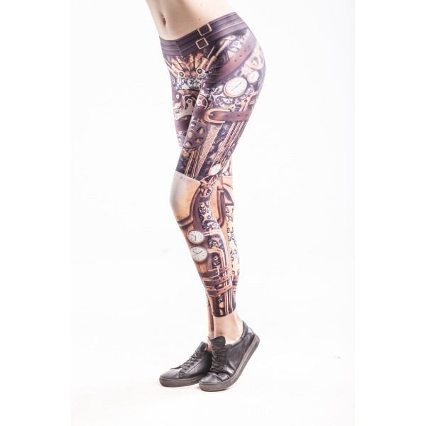 FENINDOM Steampunk leggings