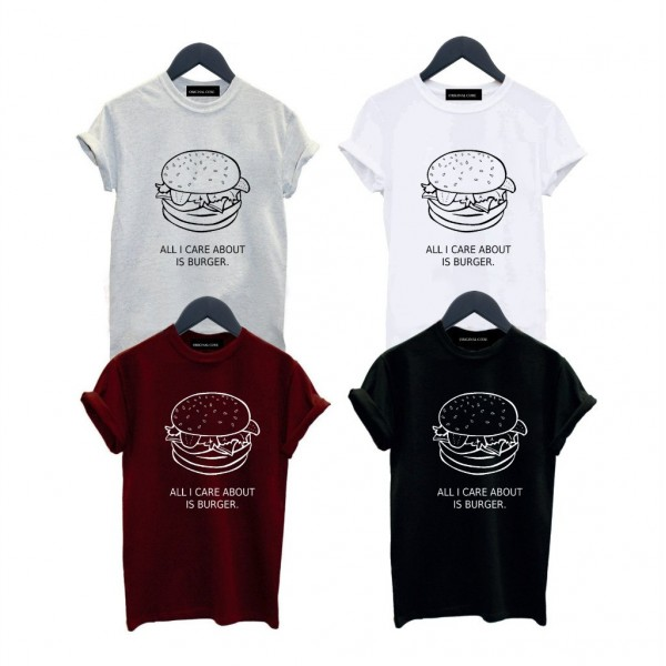 ORIGINAL CORE Burger T-Shirt
