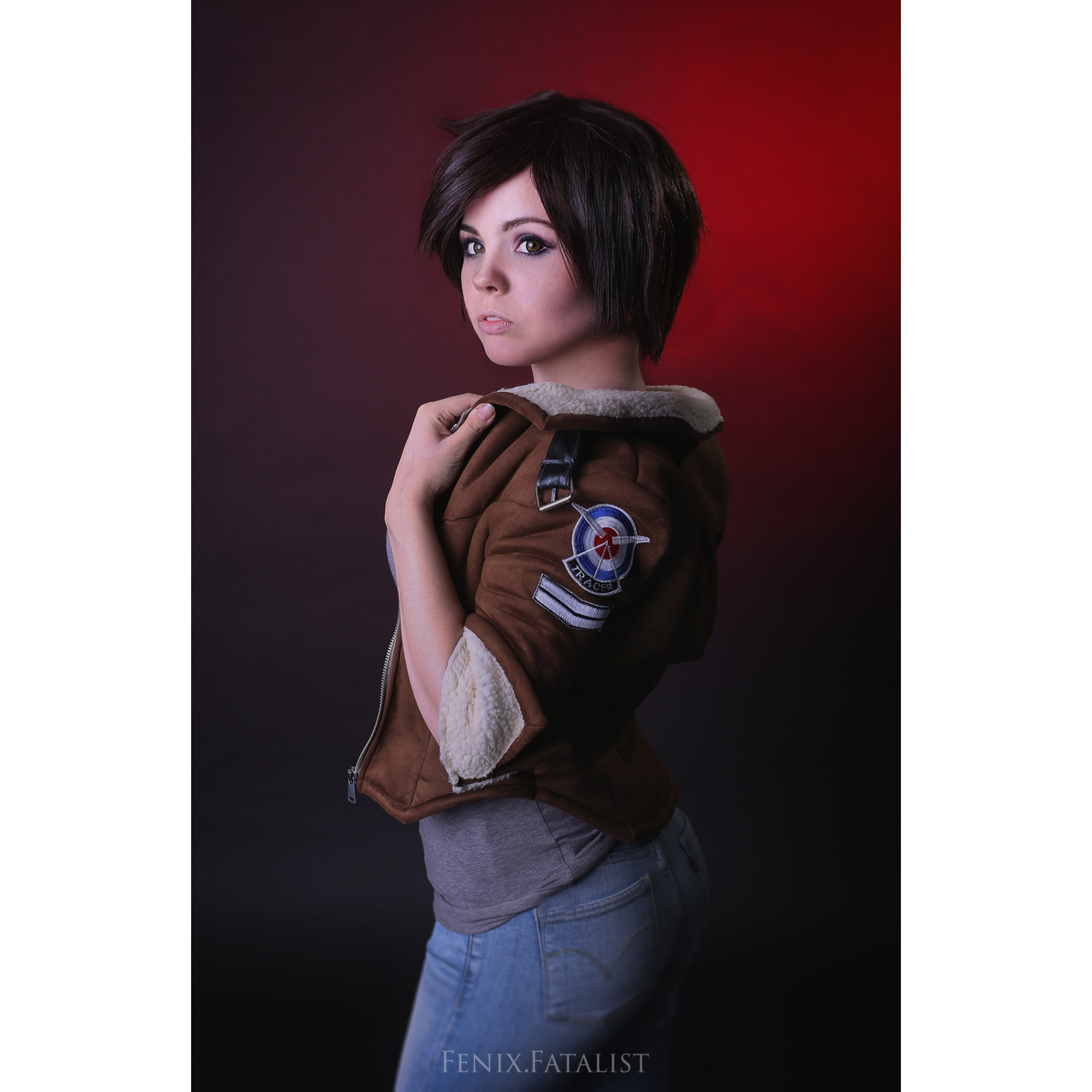 FD SHOP Overwatch Tracer Jacket