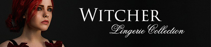 Witcher Lingerie Collection