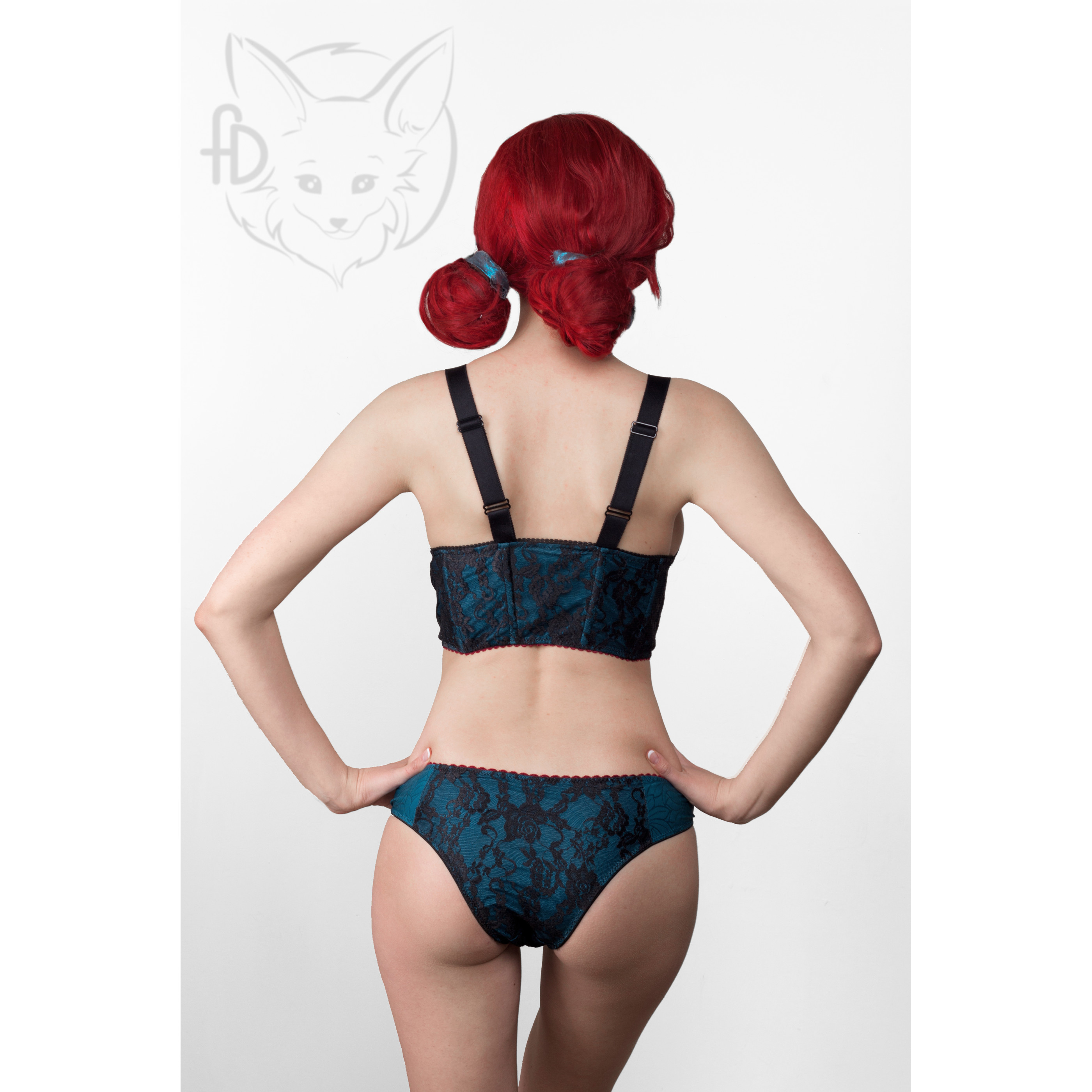 FENINDOM The Witcher 3: Wild Hunt Triss Merigold Lingerie