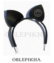 OBLEPIKHA Leather Cat Ears