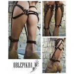 OBLEPIKHA Leather Suspender