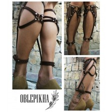 OBLEPIKHA Leather Suspender