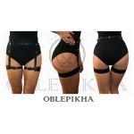 OBLEPIKHA Leather Garterbelt