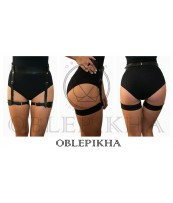 OBLEPIKHA Leather Garterbelt